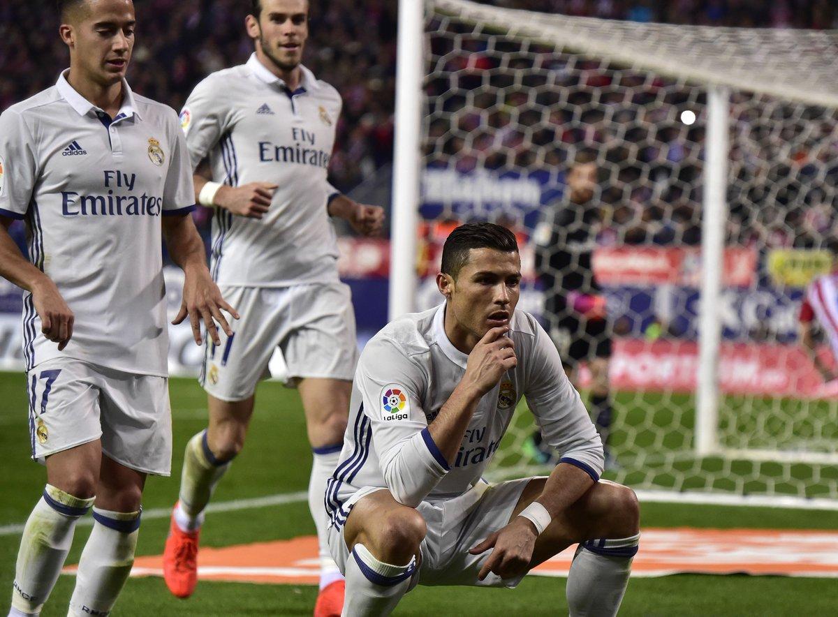 Атлетико - Реал. Как триумф Роналду обернулся кошмаром Облака - изображение 3
