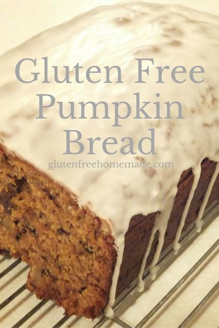 Gluten Free Pumpkin Bread—Key Recipe to Harvest-Time Tea Breads