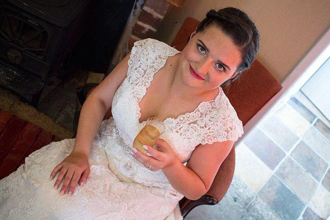 My sisters wedding makeup bbloggers fblchat thegirlgang bdib