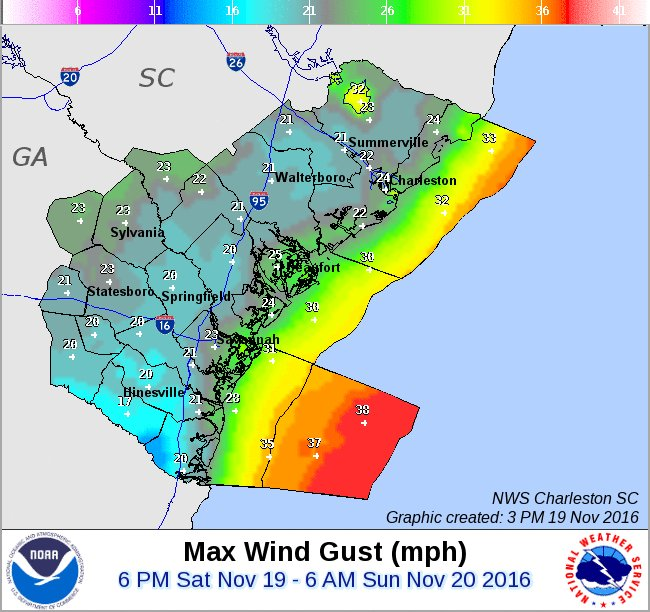 NWS Charleston, SC on Twitter: