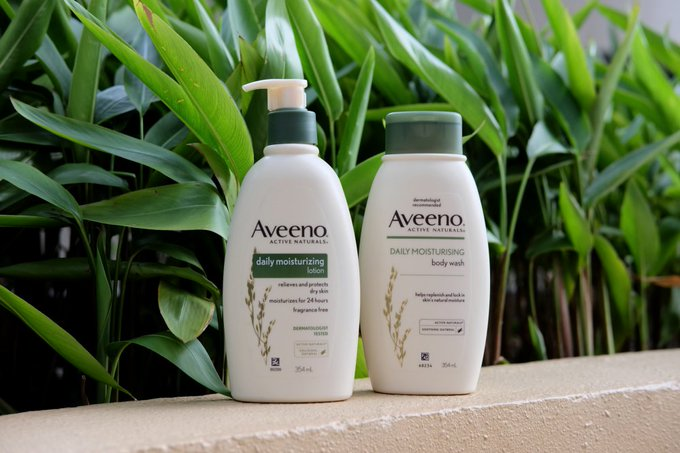 Blogged: Aveeno Active Naturals is now in Manila discover_AVEENO skincare beauty