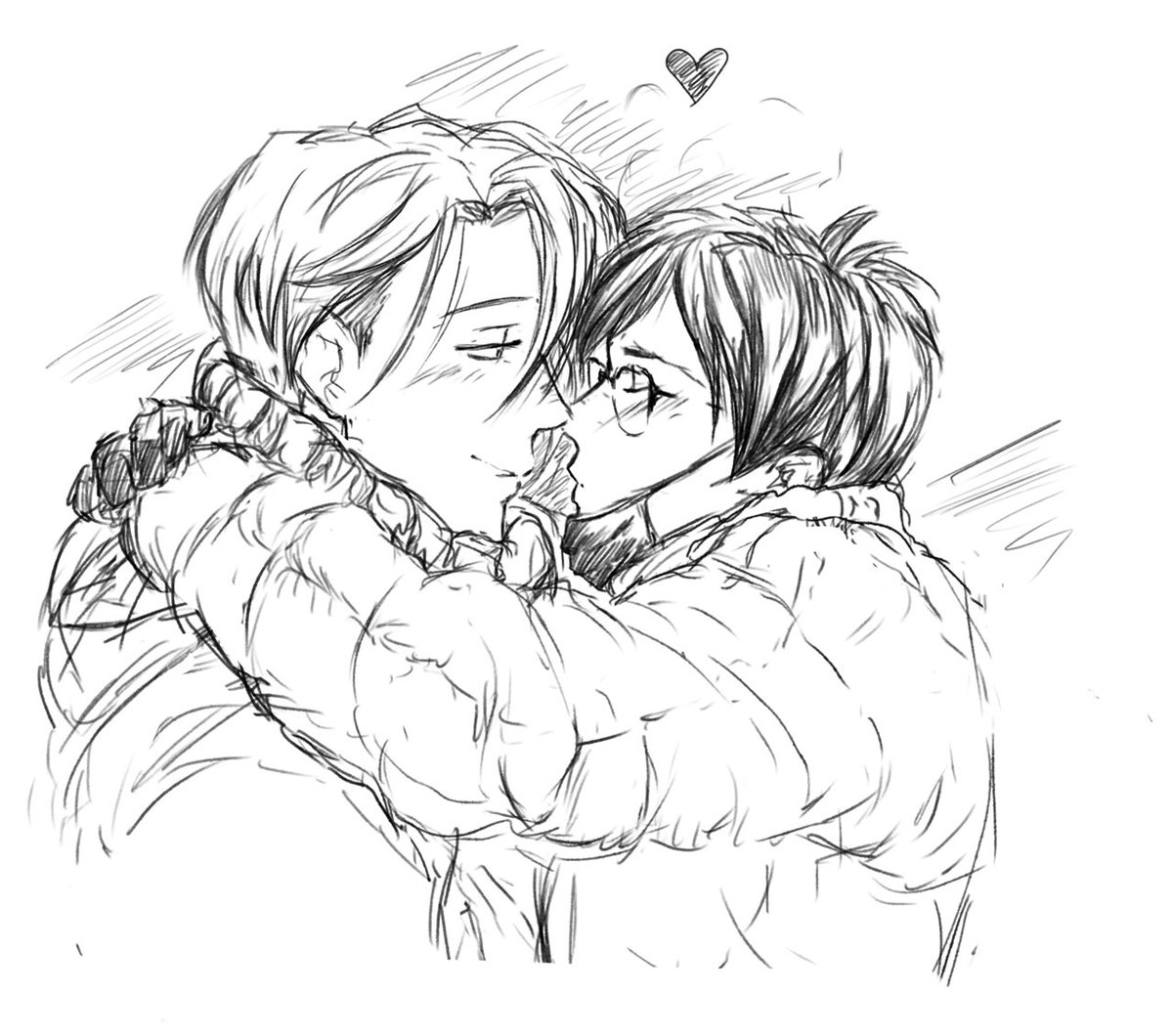 Skeleton Horse On Twitter Things To Do On Saturday Evening Draw The Hell Out Of Your Otp Yes Good Perfect Yurionice Viktuuri Kubo 3260 Jannymedvedeva Https T Co 87hmlollbq