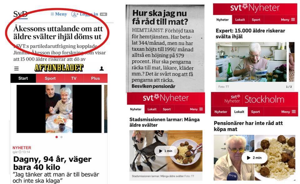 Som vanligt så sa de att Åkesson hade fel. Nu har verkligheten hälsat på igen