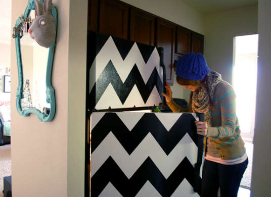 Find out how these old appliances were transformed into statement pieces. homedesign diy