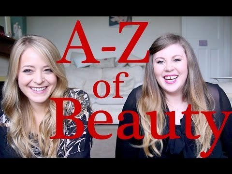 A-Z of Beauty TAG with SprinkleofGlitter! Fleur DeForce LoveYa Beauty MakeUp -