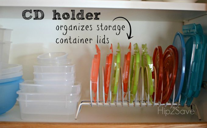 Find out what organizational hacks work best and start de-cluttering your home. diy home