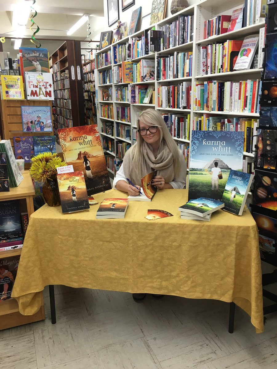 Just got done with my first book signing! What a strange yet amazing experience #amwriting #amreading #writerslife #booksigning
