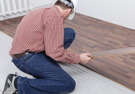 There are plenty options when it comes to flooring. homeimprovement