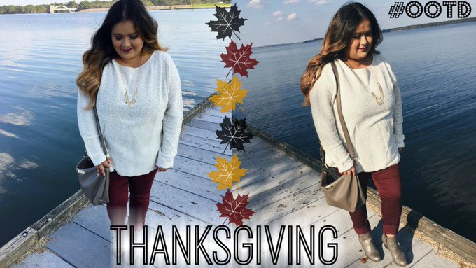 OOTD: Thanksgiving