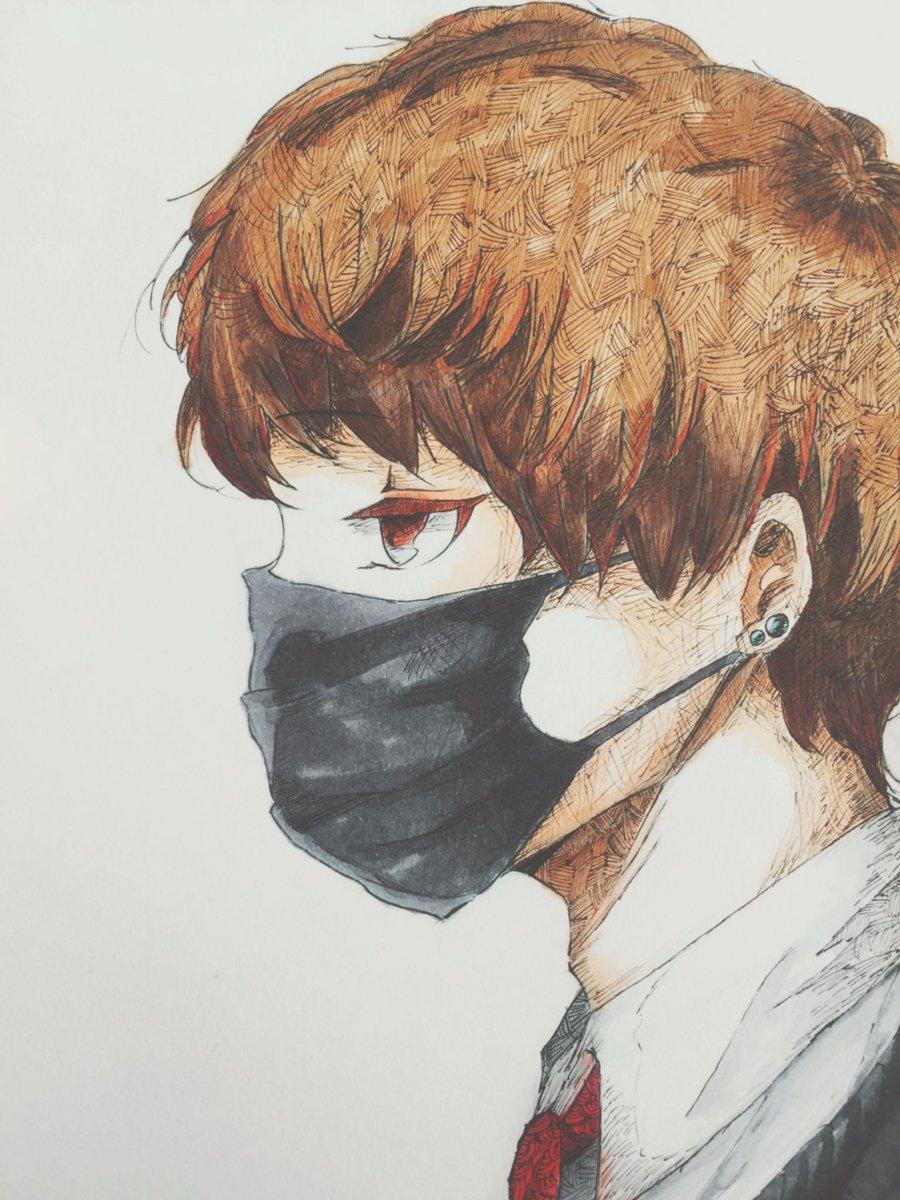 マスク男子 Hashtag On Twitter