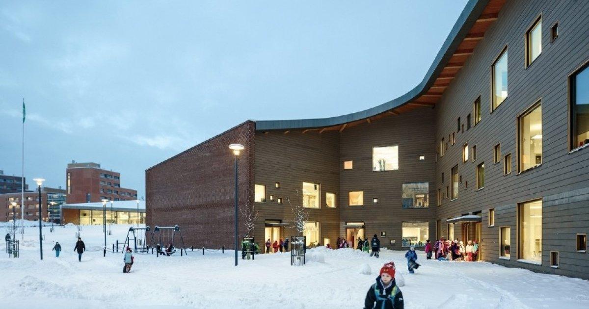 L'école du futur a ouvert ses portes en Finlande https://t.co/Jiy0ML8grn https://t.co/3Jkxg0lYEb