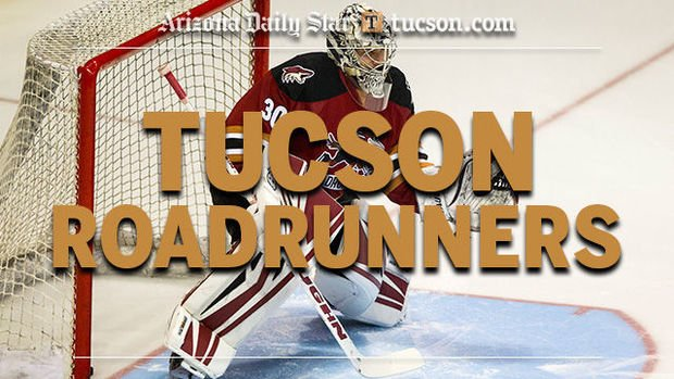 Roadrunners captain collapses on ice before start of Saturday's game https://t.co/yUFwaoYy6l