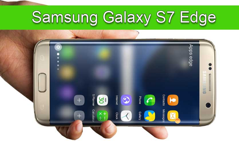 Thumbnail for Samsung Galaxy S7 edge – Caracteristicas y Especificaciones