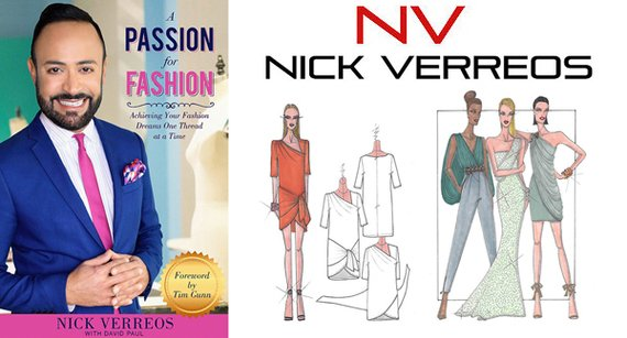 Nick Verreos Talks New Book A Passion For Fashion and LGBT Issues fashion , style , OOTD