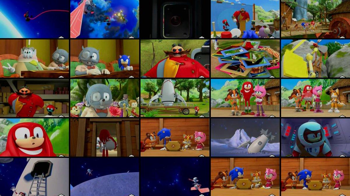 Sonic The Hedgehog™ (@SonicHedgehogTV) | Twitter