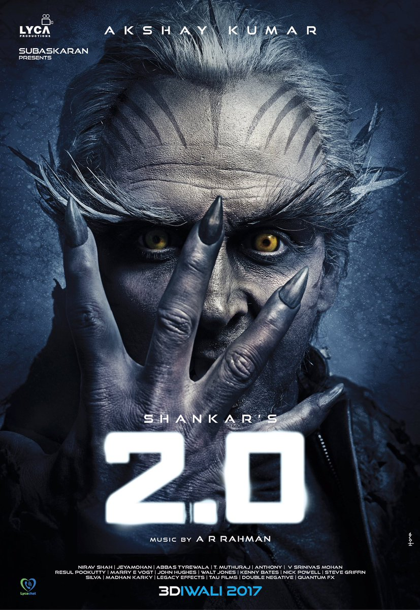 Cxs8w3xXAAEO0n_ 2.0's Director Shankar Apologizes After His Crew Members Roughed Up Two Photojournalists Bollywood
