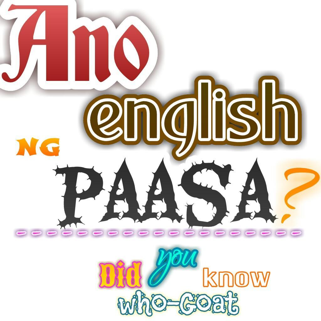 hapon in english