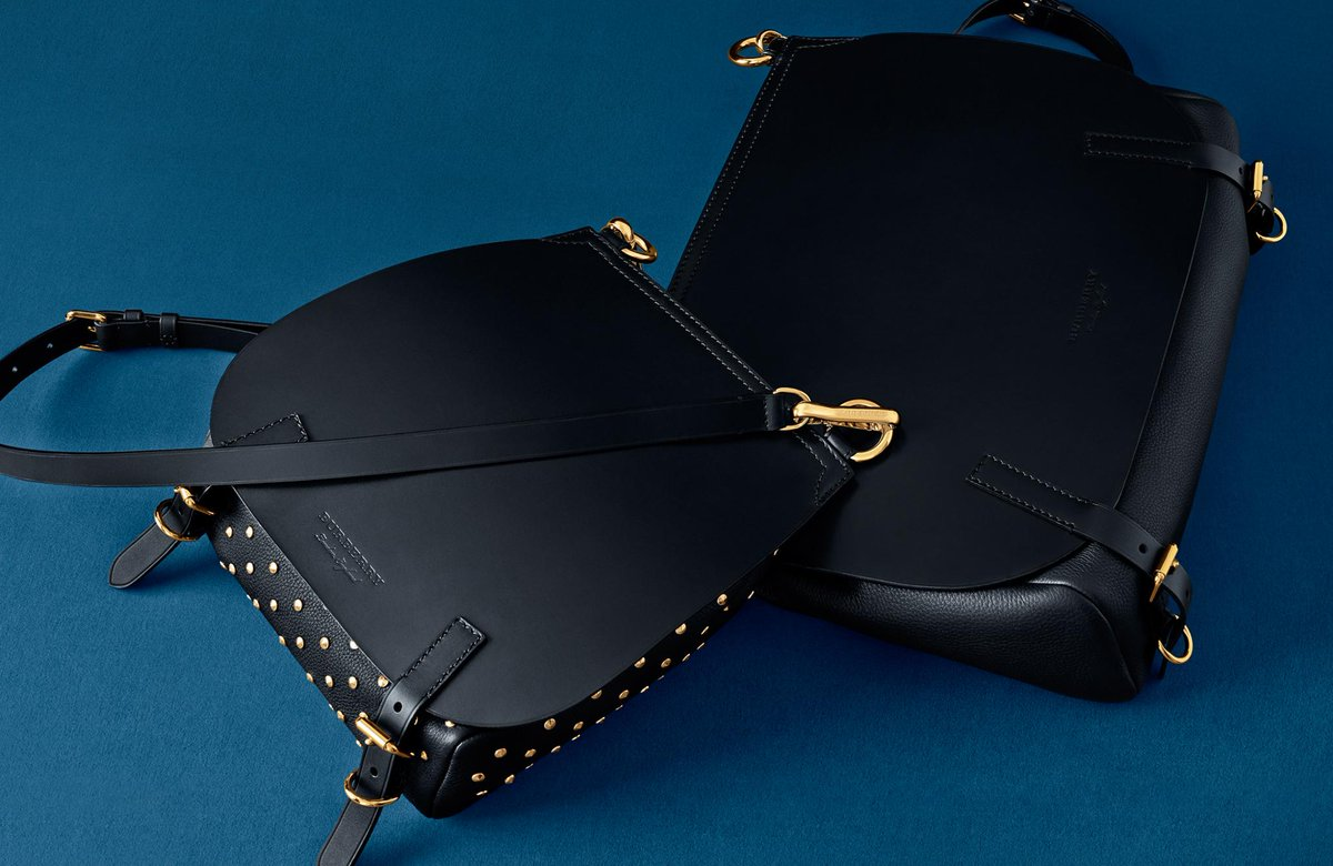 c9caf553e154 The Bridle Bag blends equestrian style with hand-worked embellishments   BurberryGifts https