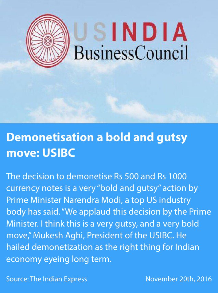 Image result for demonetisation a gutsy move