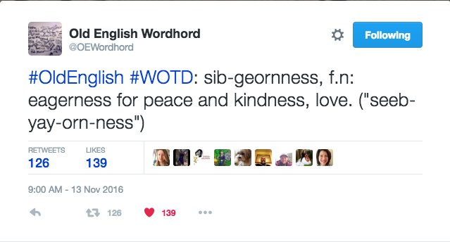 Old English Words For Love ✓ How to