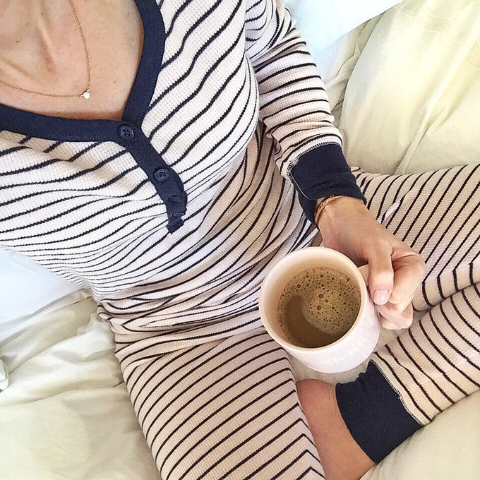 The coziest pjs and they're under $50! liketkit gifts weekend ootd