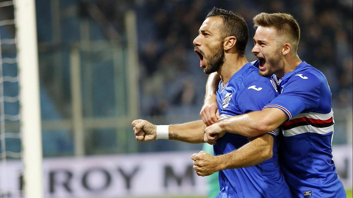 Video: Sampdoria vs Sassuolo