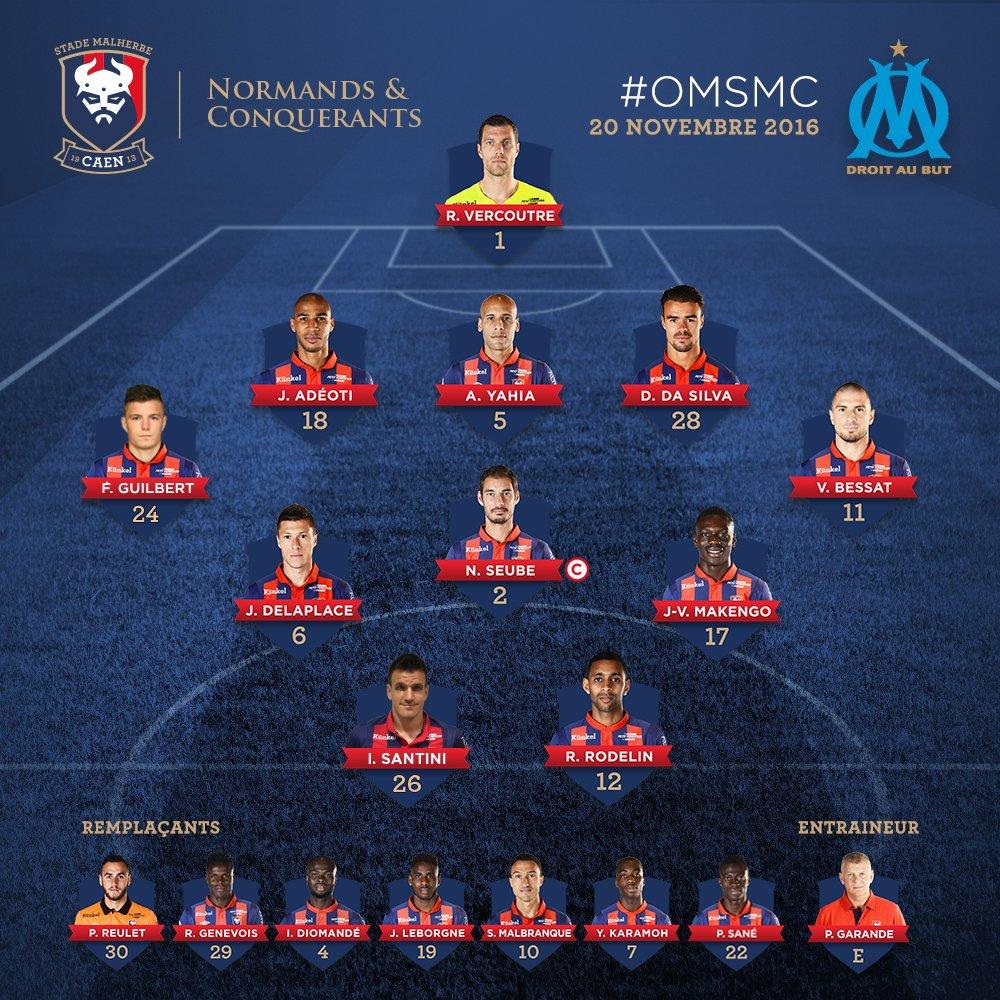 [13e journée de L1] O Marseille 1-0 SM Caen  Cxtt-T7XEAAgrtB