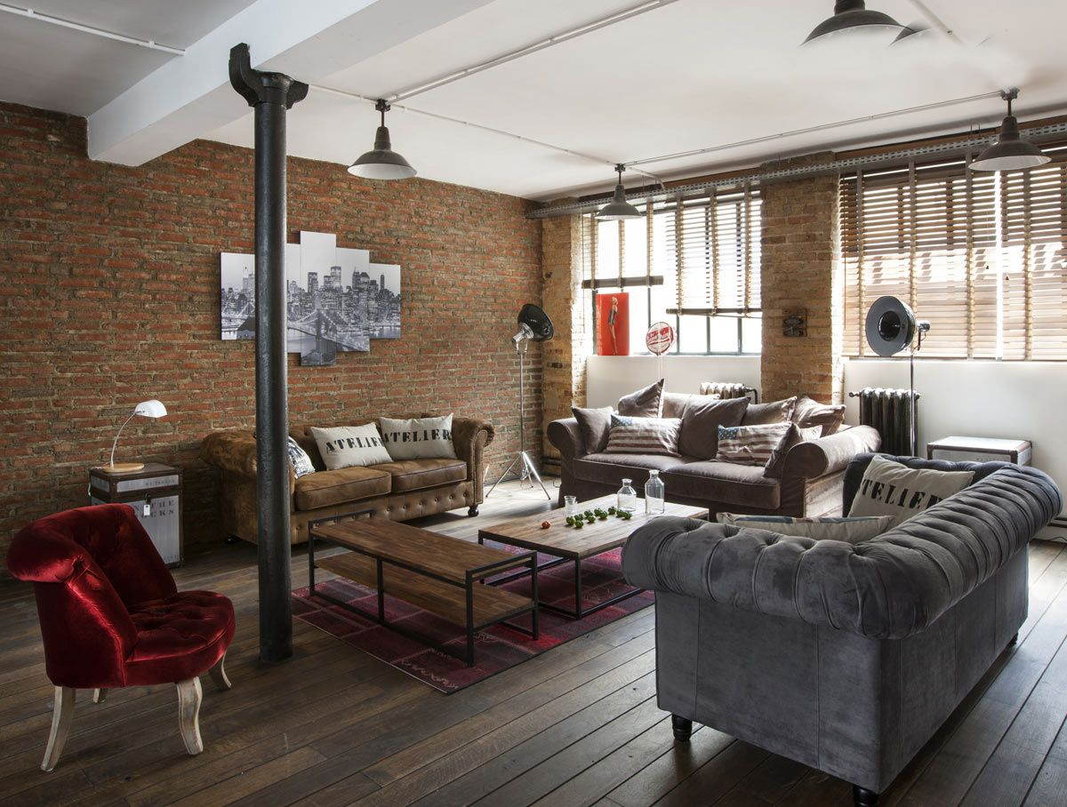 Posters factory postersfactory twitter - Deco loft new yorkais ...