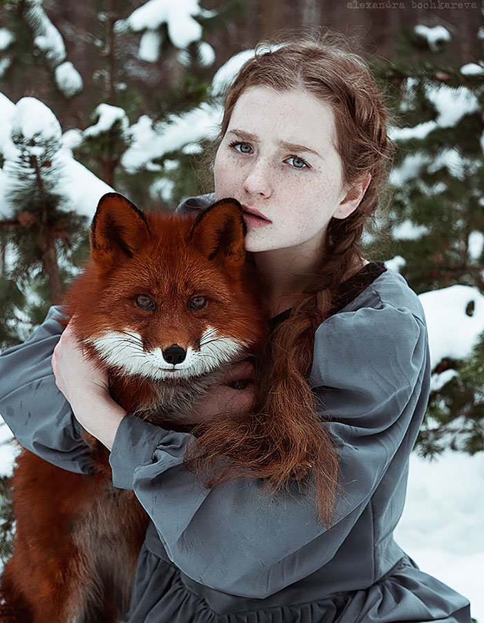 Alexandra Bochkareva