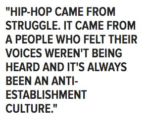 Spoke with @NBCNews about hip-hop's response to Trump's election. Great piece by @at_howard! https://t.co/0Kj4K3jxYl https://t.co/jyca1jZphP