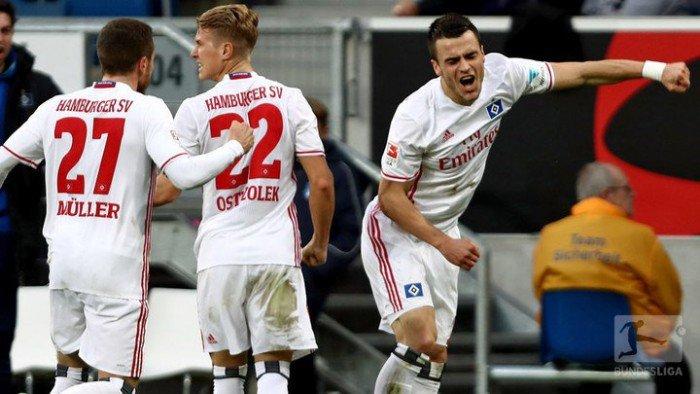Video: Hoffenheim vs Hamburger SV
