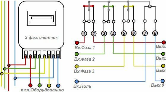 электрическая схема эсуд