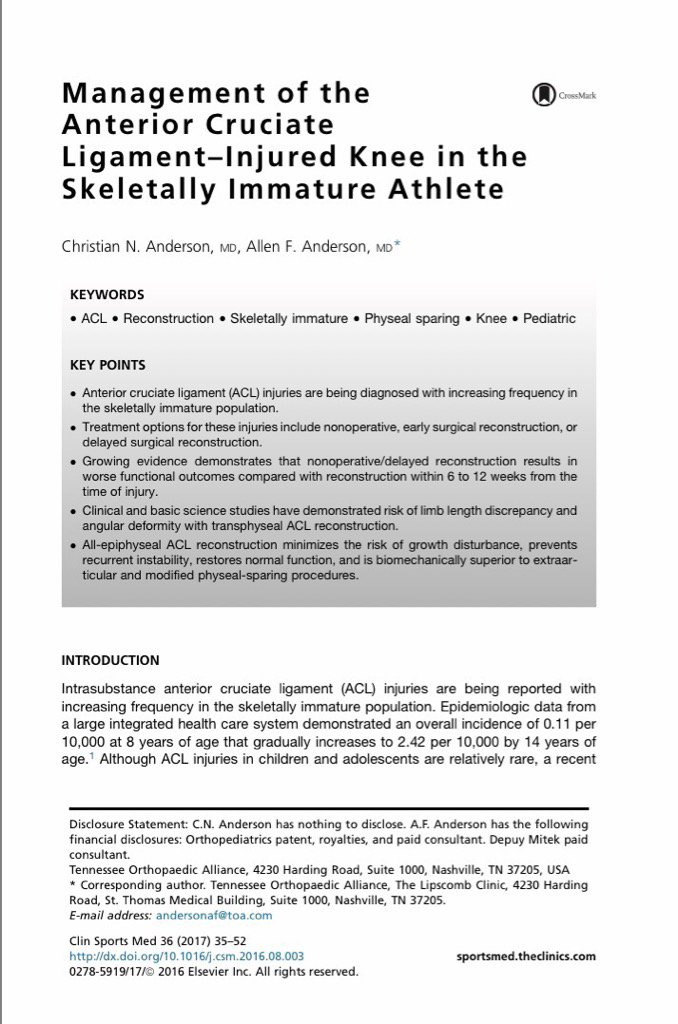 the causes and diagnosis for acl injuries One of the most common knee injuries is an anterior cruciate ligament sprain or tear athletes who participate in high demand sports like soccer, football, and basketball are more likely to injure their anterior cruciate ligaments if you have injured your anterior cruciate ligament, you may require.