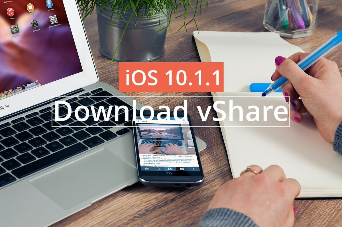 Download VShare For IPhone IOS 10.1.1 Without Jailbreak - https://t.co/UGKS9mnk3X https://t.co/UtN8twqY60