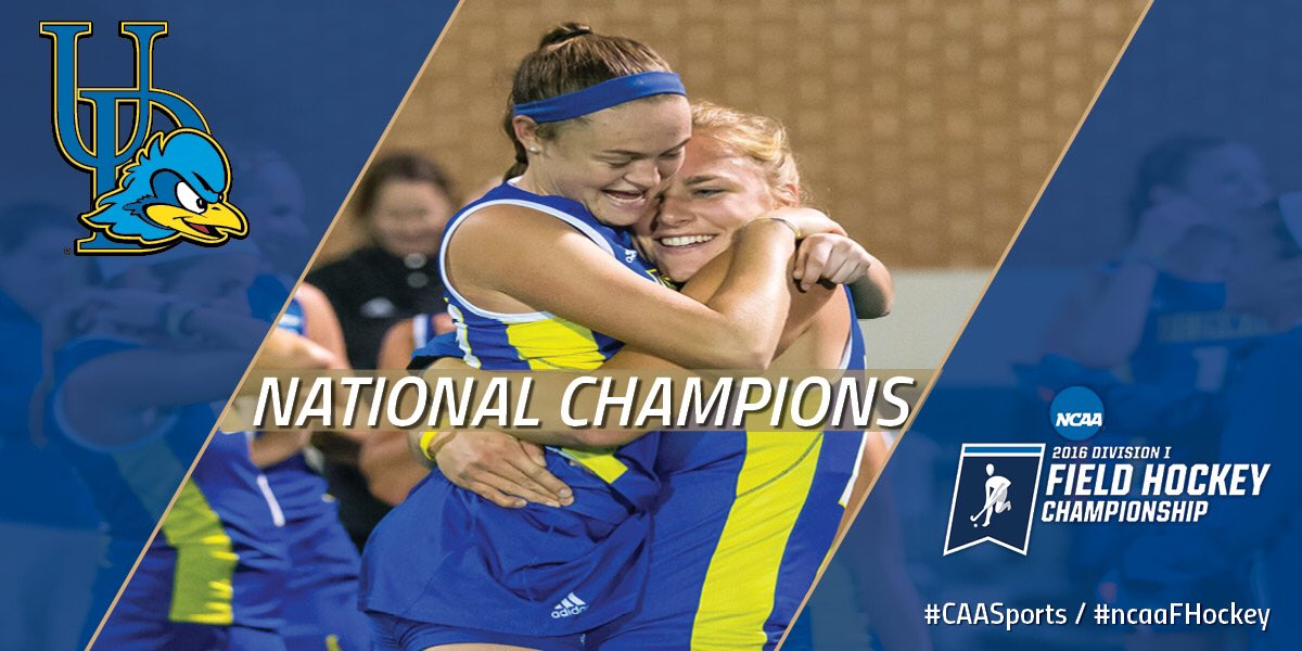 NATIONAL CHAMPIONS @DelawareFH https://t.co/kEK5tWOe8j