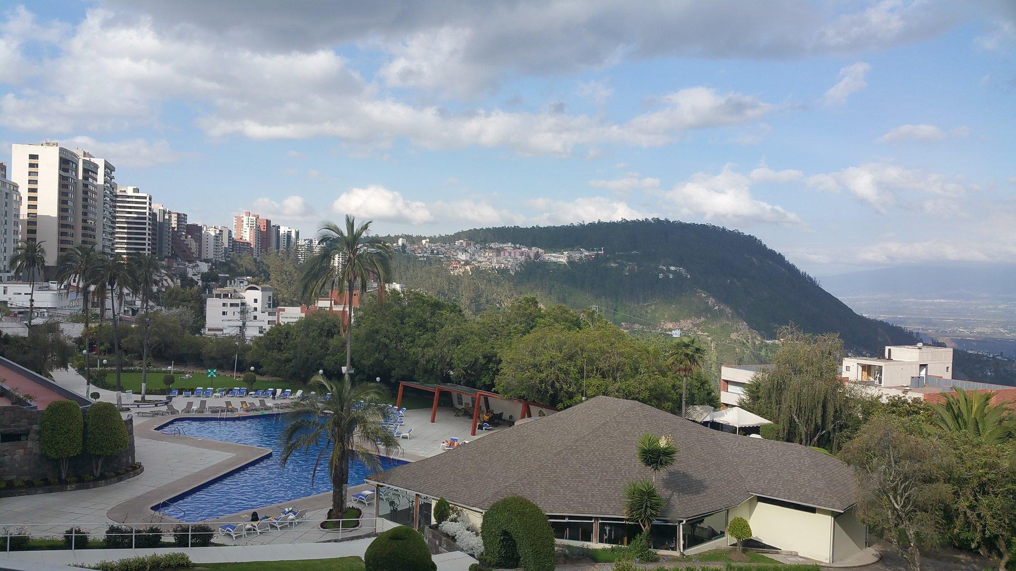 Hola Ecuador! #GPPEc16 @GPPVT https://t.co/zYs8Bi5aMz