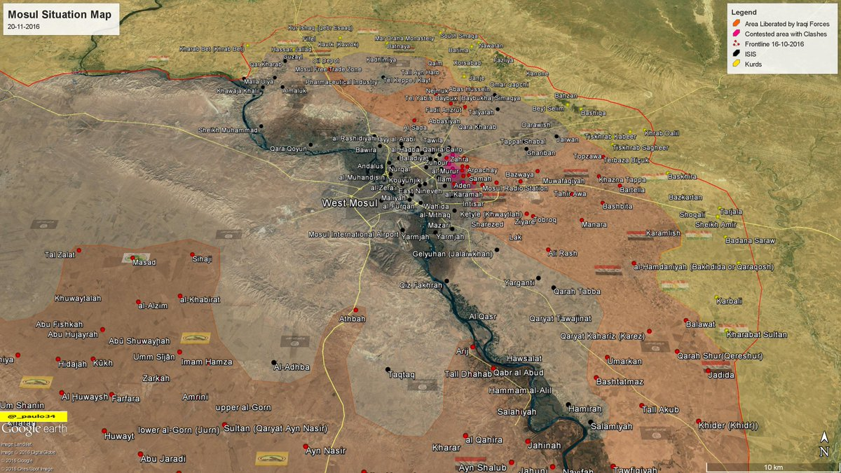 mosul map Twitter Search