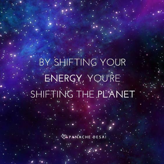 Shift your #energy to positive! Shift the planet! #JoyTrain #Wisdom <br>http://pic.twitter.com/7cJHU9nhRx RT @timelesssoul1
