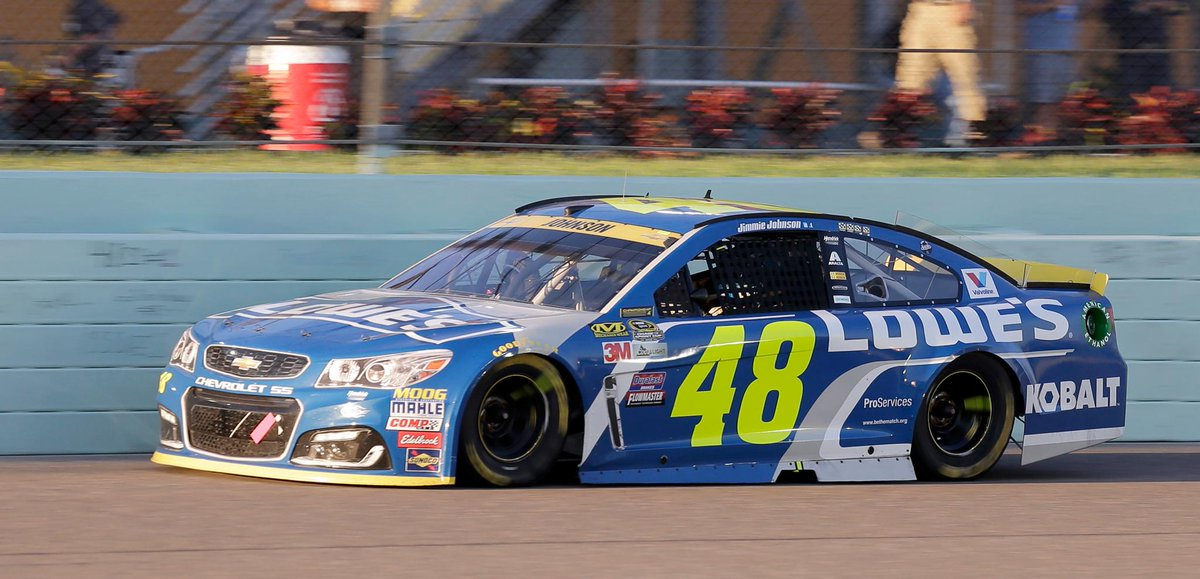 He did it again!  Jimmie Johnson captures record-tying 7th NASCAR title by winning season finale at Homestead-Miami Speedway.