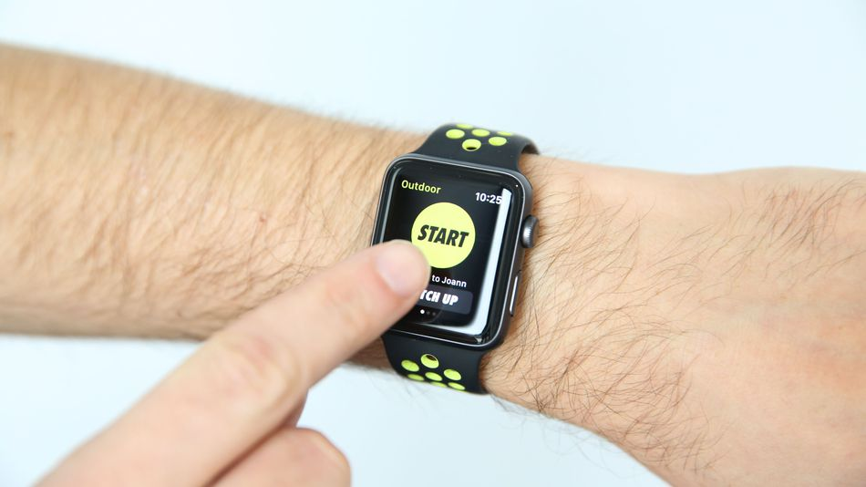 The Apple Watch Nike+ will make you miss running with your phone: