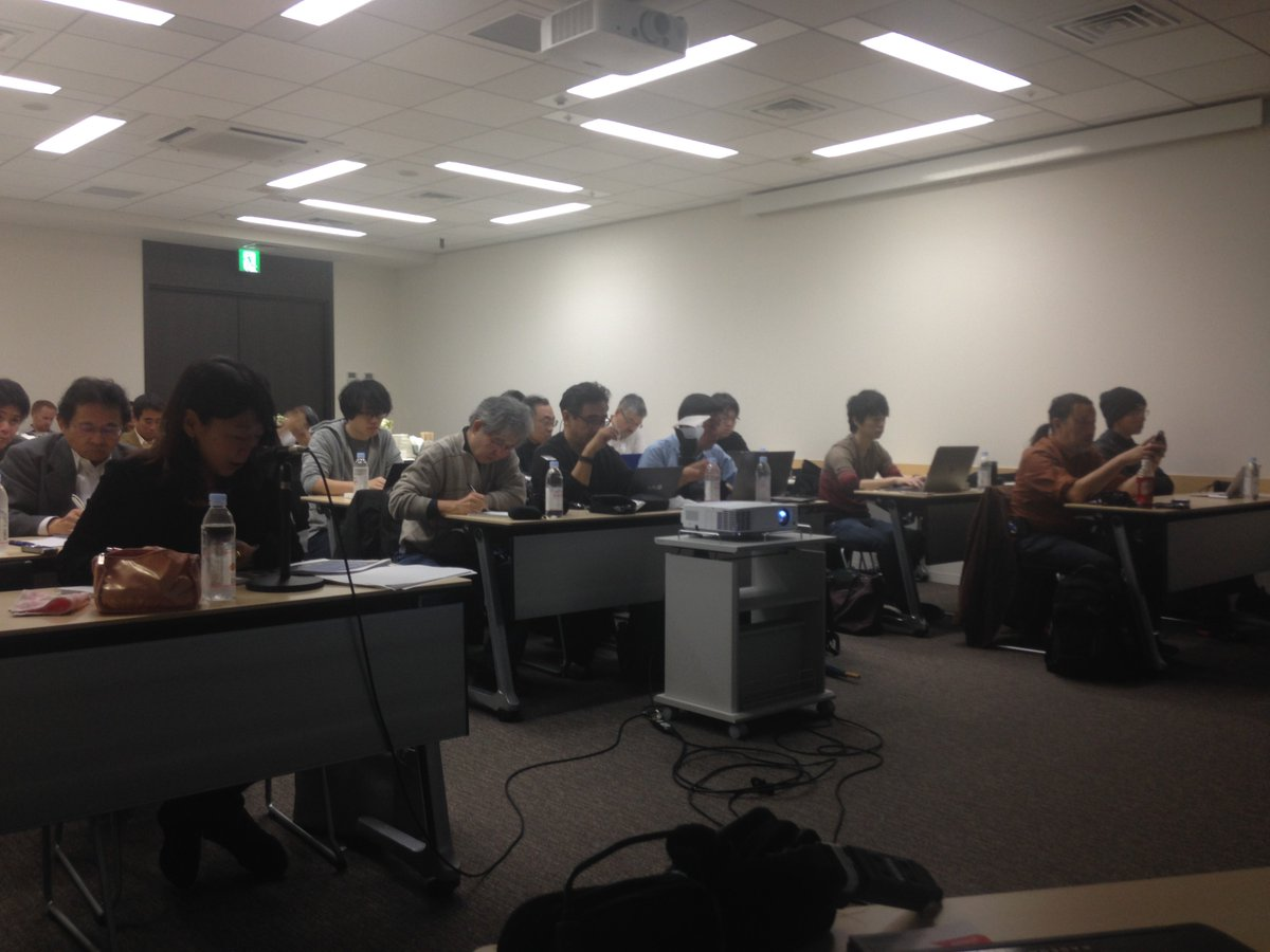 Japanese journalists getting some cool Radeon Software updates. Beautiful day in Tokyo! @AMDRadeon @GFXChipTweeter https://t.co/kKb04tjKT8