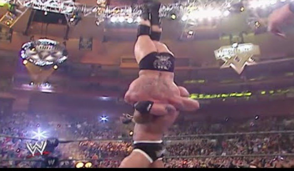 12 years later…  Ain't nothing changed. #SurvivorSeries https://t.co/ajzdDyBDGe