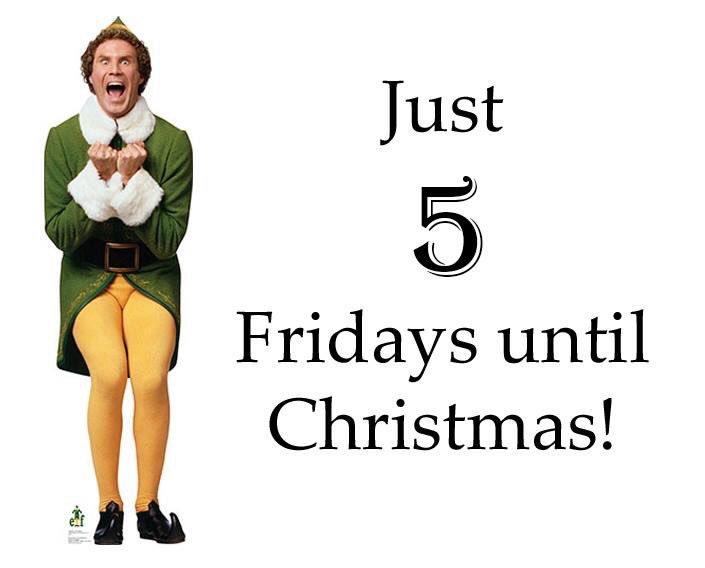 5 fridays until christmas whatistwitter noideawhatimdoingpictwittercomgthgoxcnmo