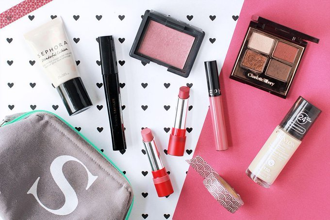 What's In My November Makeup Bag