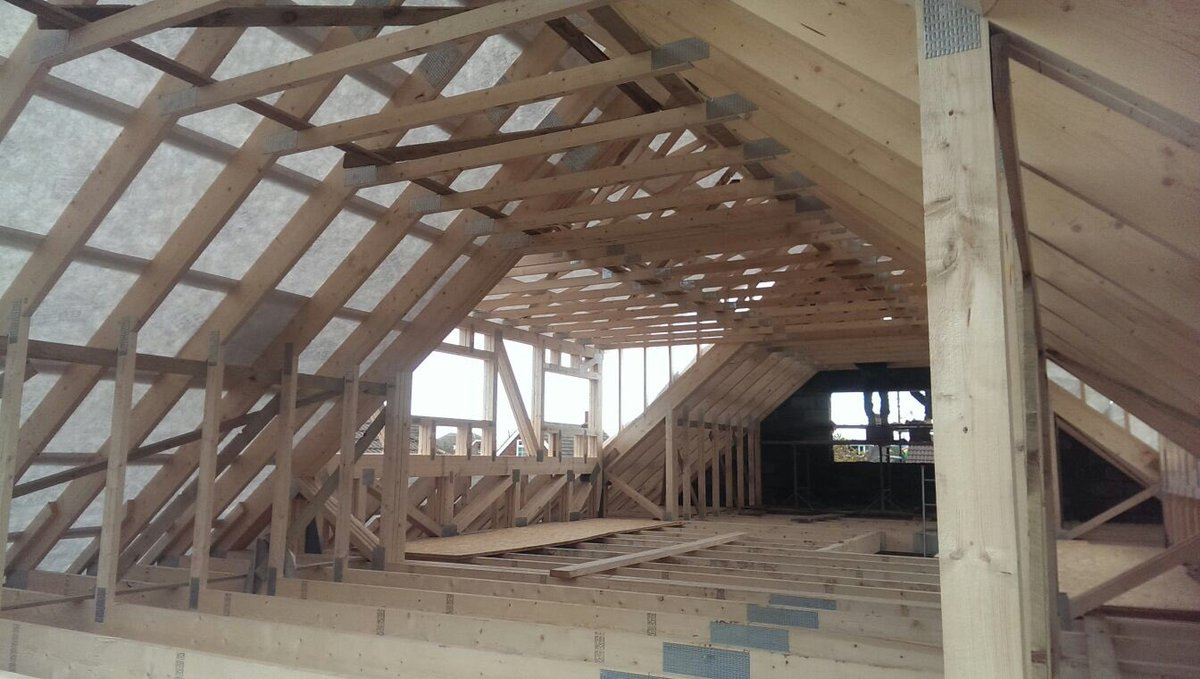 Dwb Uk On Twitter Quot Nice Dormer Roof Done By Mb Lufc Dwb