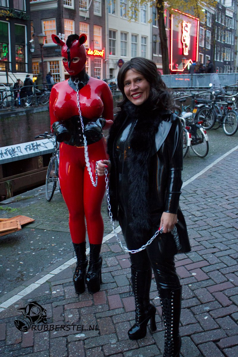Mistress and Goddess — I love to take My slave out for a