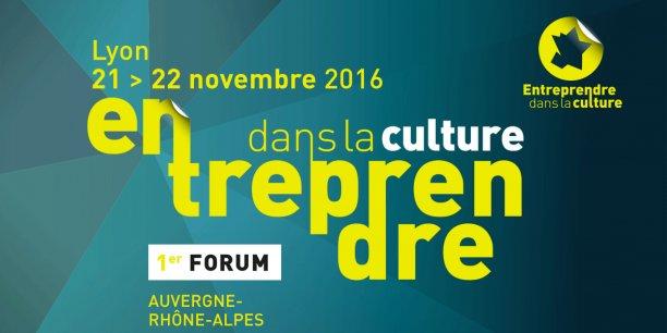 Nous sommes ce matin à Lyon @auvergnerhalpes pour suivre l'ouverture du Forum #EntreprendreCulture organisé par @la_nacre et @arald_fr https://t.co/5qVm2hCc3W