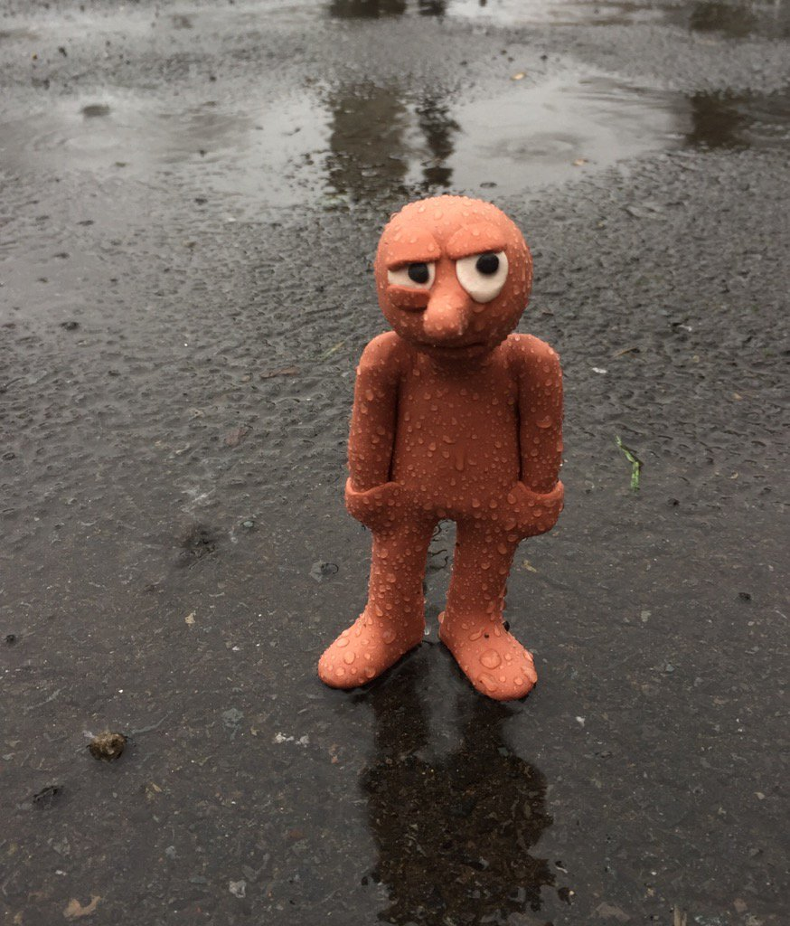 Over to @AmazingMorph for today's weather forecast @aardman @bbcweather https://t.co/1LahSmC9dH