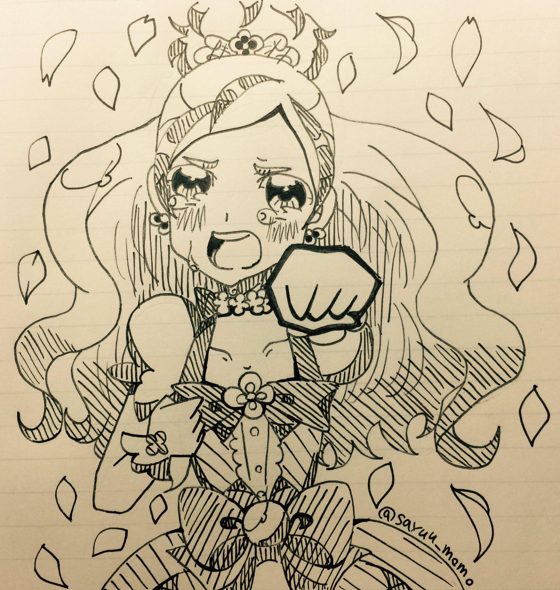 紗遊@刀ミュライビュ (@sayuu_momo)さんのイラスト
