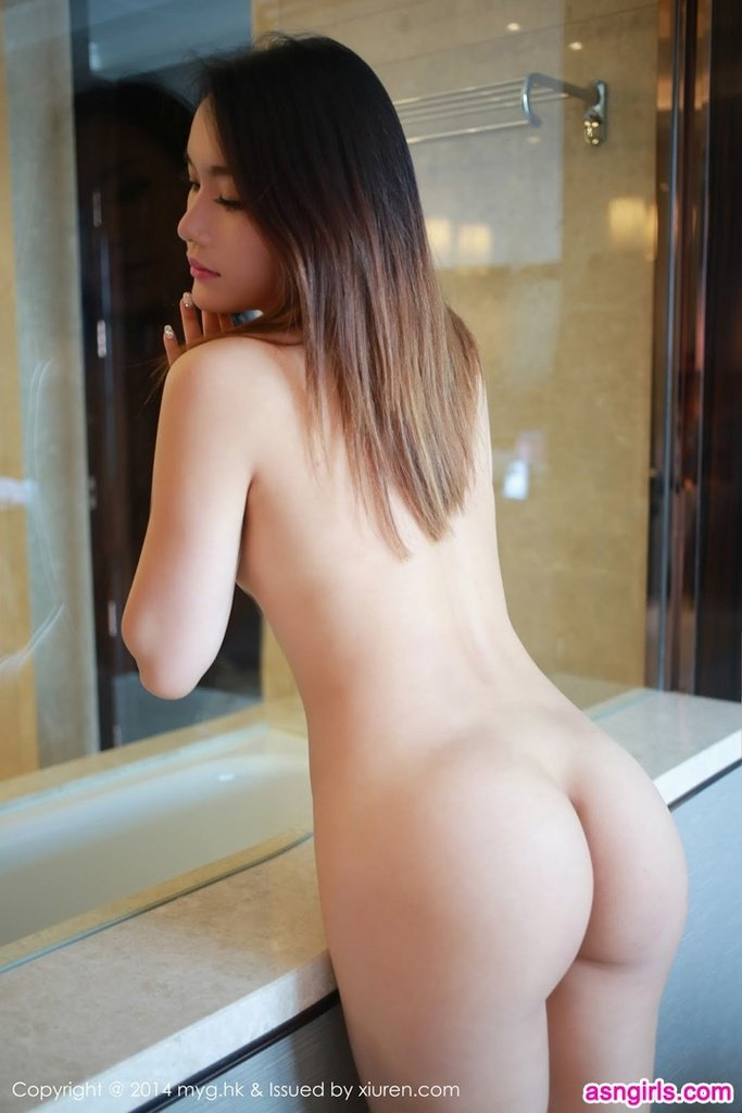 Nude korean girls ass
